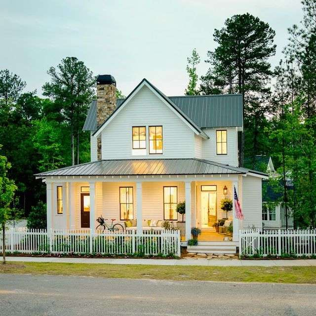 Achieve Farmhouse Style Bynum Design Blog
