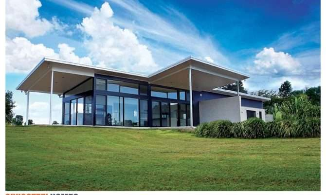 Acreage Home Designs Civic Steel Homes