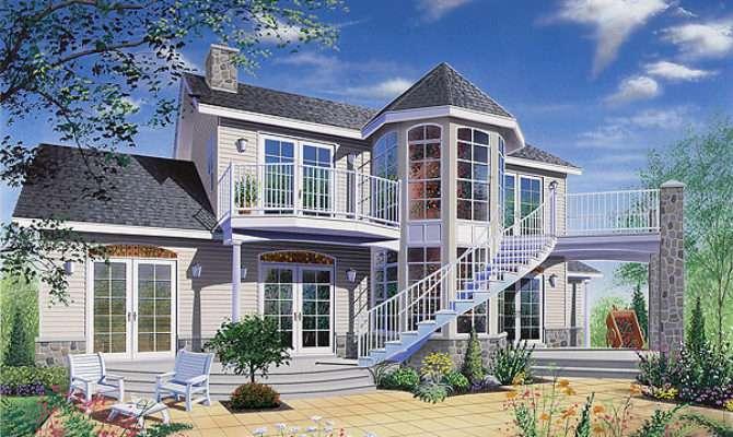 Adapting Luxury Home Plan Concept Design New