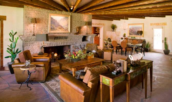 Add Southwestern Style Your Home These Decorating Ideas