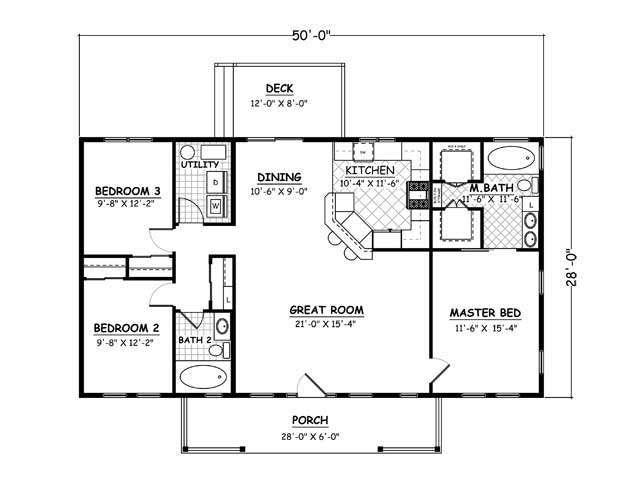 Addition Garage Master Over Plan Suite Floor Plans