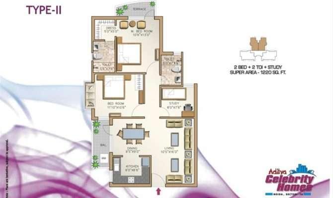 Aditya Celebrity Homes Sector Noida Apartment