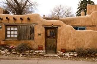Adobe House Albuquerque