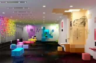 Adobe Office Artist Visualization