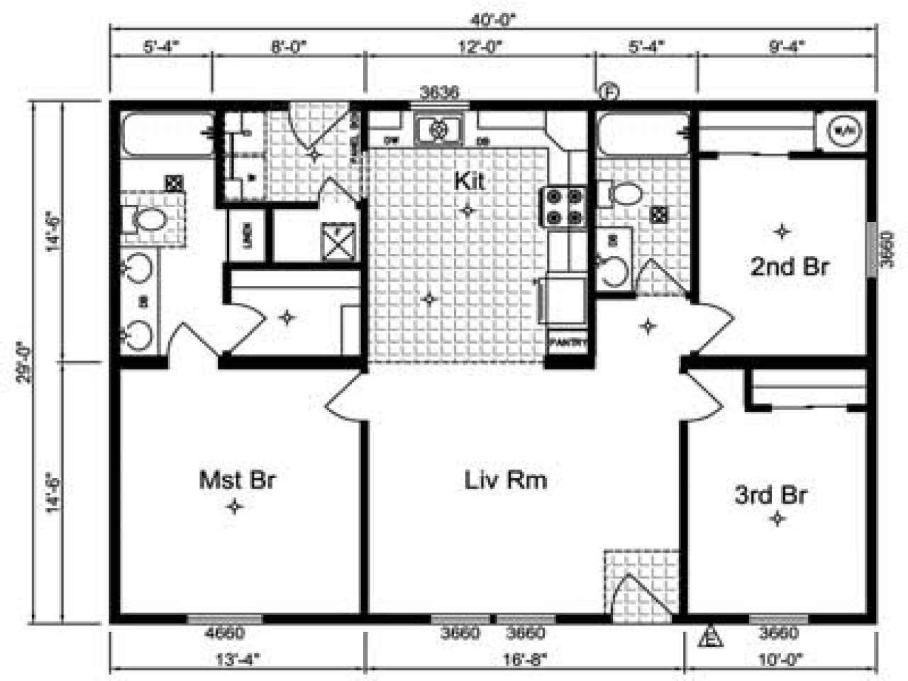 Advantages Modern Ranch House Plans
