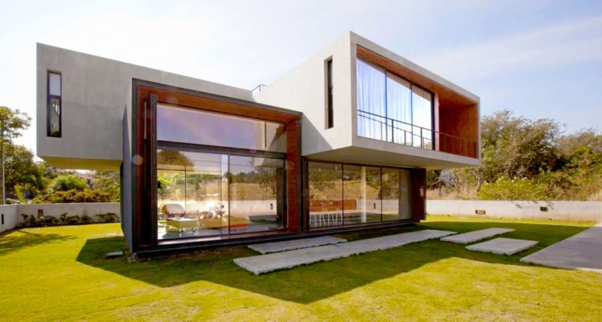 Affordable Modern Architecture Australia House Design Contemporary