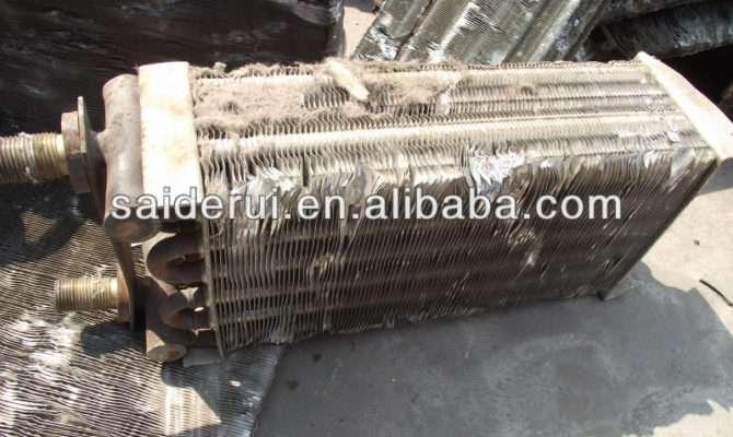 Air Conditoner Radiator Car Water Tank Recycling Machine Buy Copper