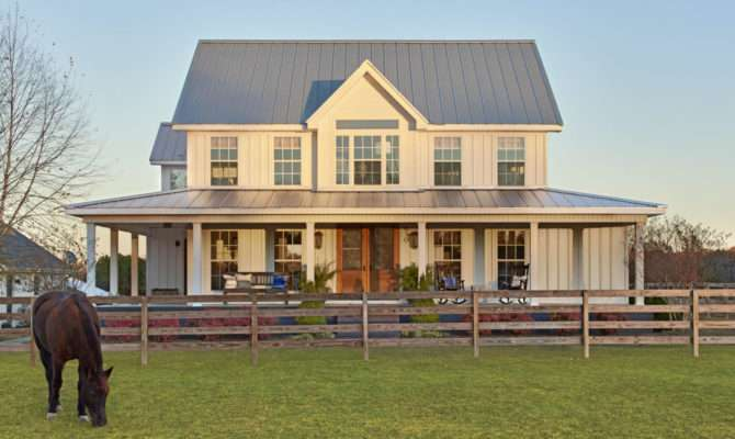 Alabama Farmhouse Before After Makeover