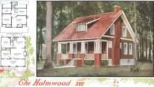 Aladdin Kit Home Holmwood