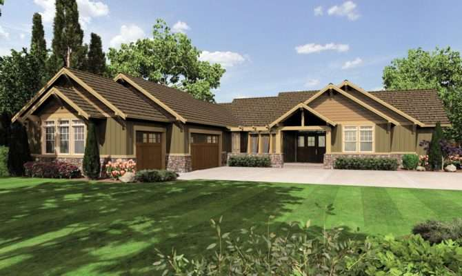 Alan Mascord Craftsman House Plans