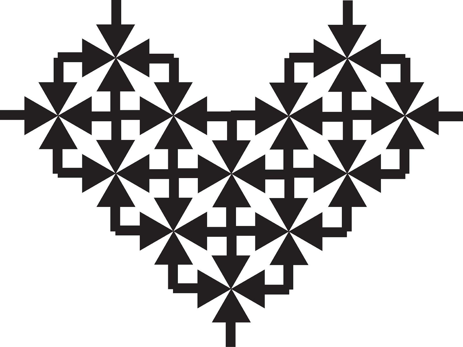 Alisa Rena Sriwattana Symmetrical Designs Letters