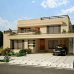 All Architectural Designing House Front Elevation
