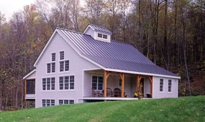 All Small Timber Frame Homes Live Large