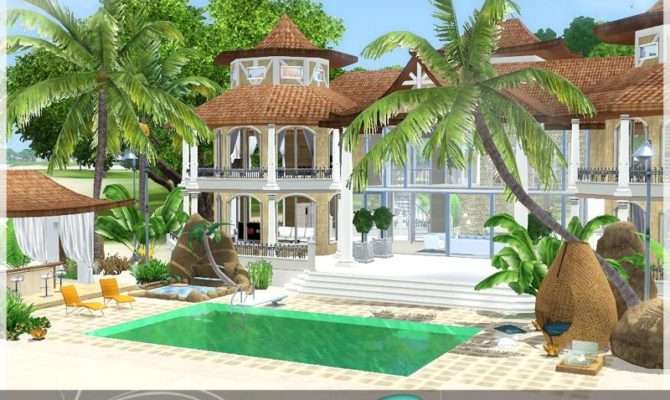 Aloleng Sunlit Mansion Beach House
