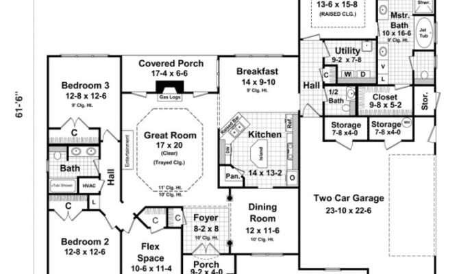 Alternate Basement Floor Plan Level Bedroom House