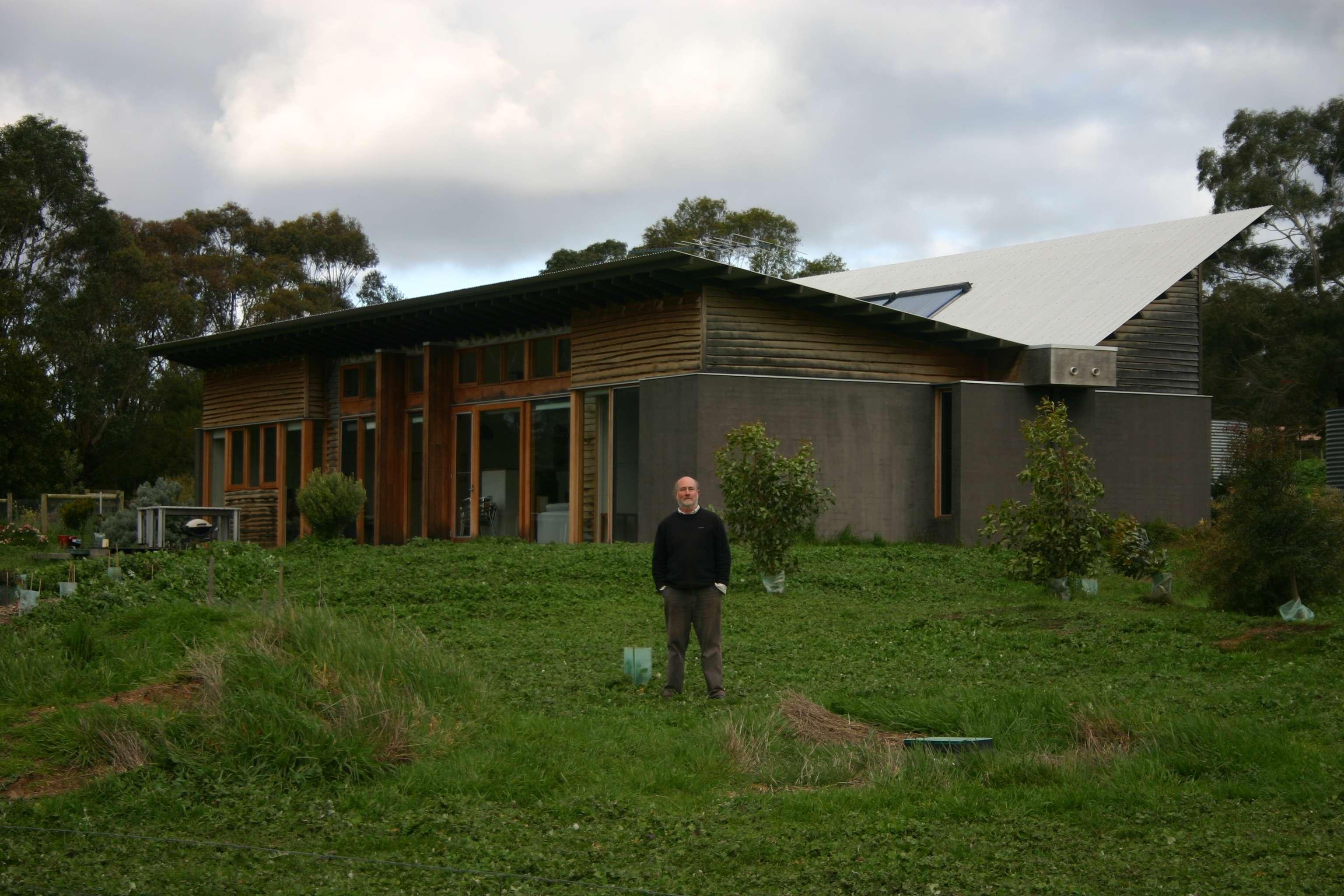 Alternative Energy Sustainable House Design Utility Bills Farm