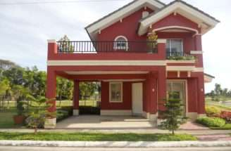 Althea Ruby Model House Savannah Trails Iloilo Camella Homes