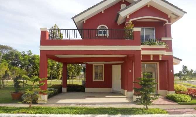 Althea Ruby Model House Savannah Trails Iloilo Camella Homes