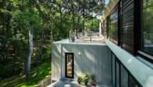 Aluminum Clad Bridge House Multi Generational Home Optimized
