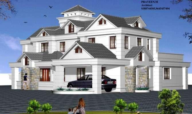 Amazing Architectural House Plans Design