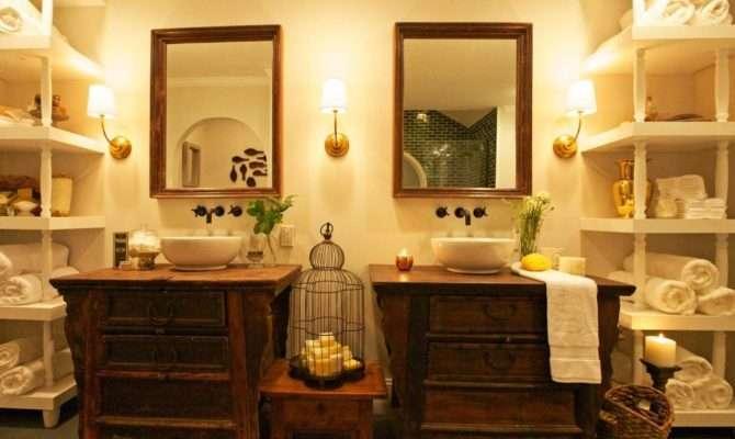 Amazing Bathroom Vanity Farmhouse Style