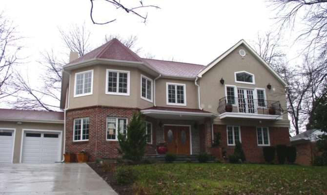 Amazing Brick Stucco House Plans