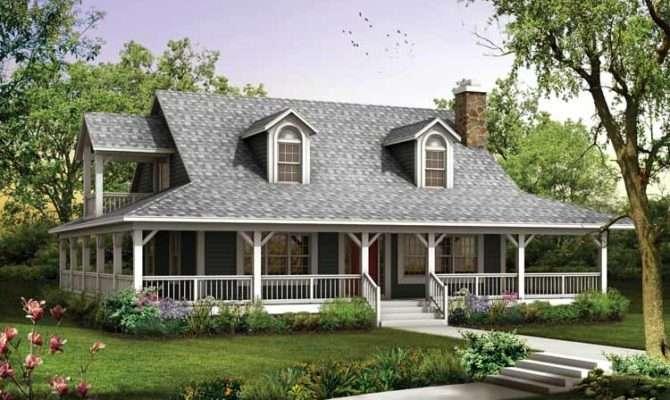 Amazing Farmhouse House Plans Ranch