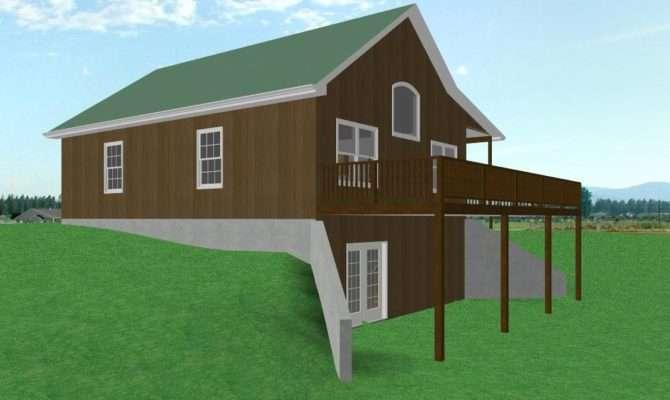 Amazing House Plans Walkout Basements Small