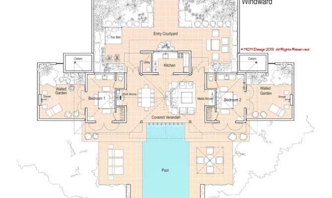Amazing Island House Plans Home Floor