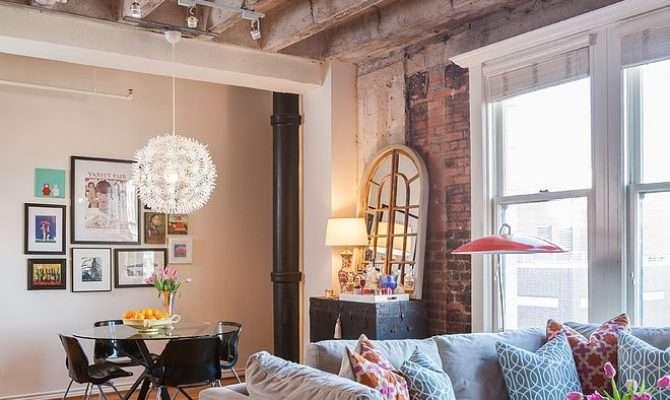 Amazing Loft Apartment Huston Texas Usa Home Ideas