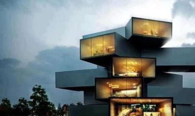 Amazing Minimalist House Exterior Design Ideas