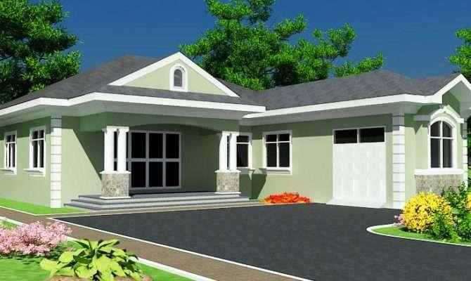 Amazing Modern House Plans Ghana Designs Building