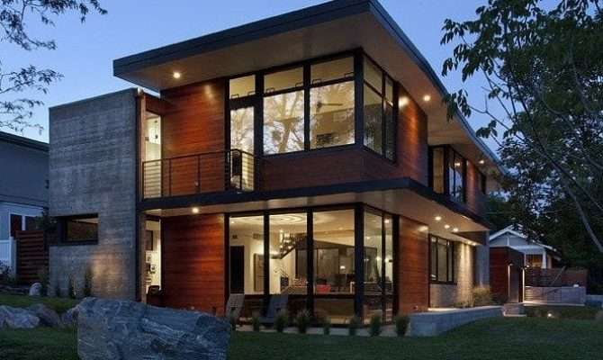 Amazing Modern Industrial House Plans New Home Design