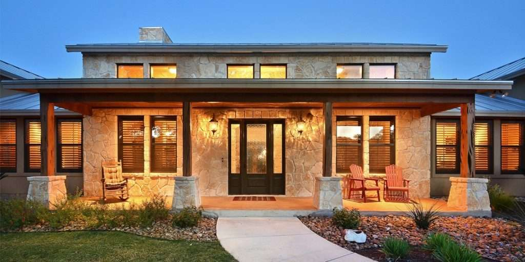 Amazing Texas Hill Country Ranch House Plans New Home
