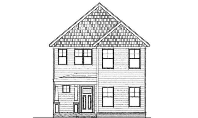 Amazing Three Story House Plans Narrow Lot Home