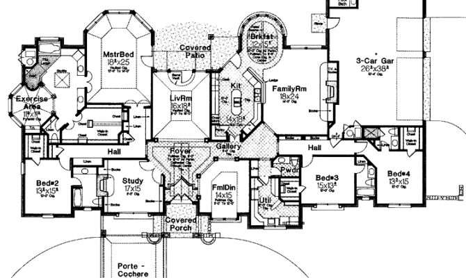 Amazing Unique Home Plans House