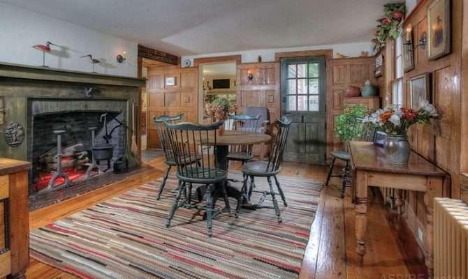 American Colonial Home Design Traditional Interior