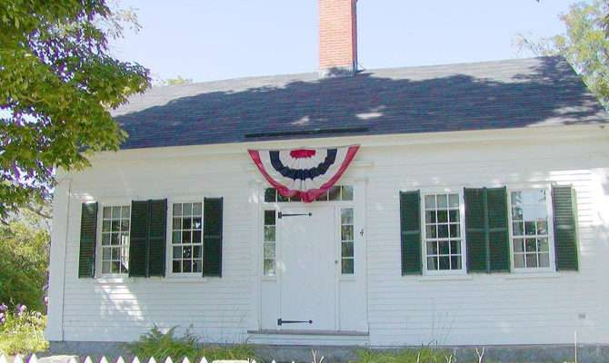 American Colonial Style Old Homes Pinterest