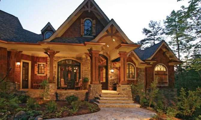 American Craftsman Style Homes Ideas