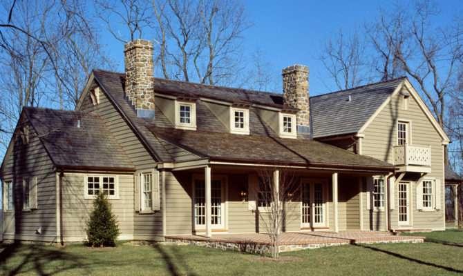 American Dream House Design Home Style