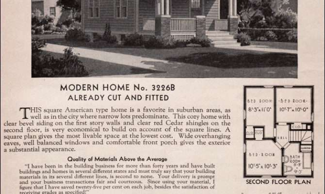 American Foursquare Home Plans Find House