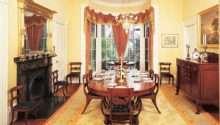 American Greek Revival Interior School History Late Neoclassical