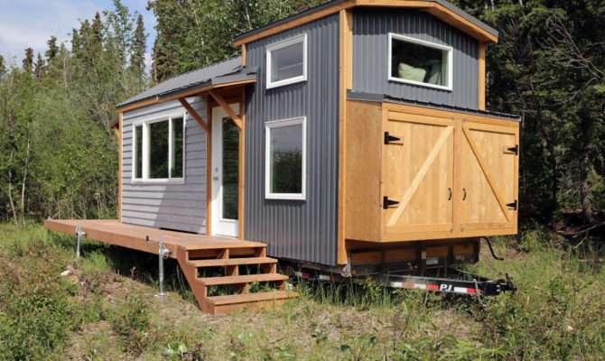 Ana White Quartz Tiny House Plans