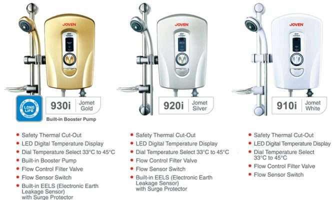 Apart Local Market Joven Electric Hot Water Systems Also