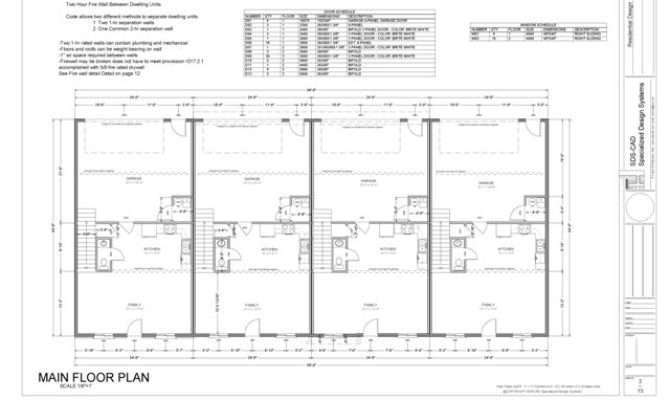 Apartment Blueprints Sds Plans