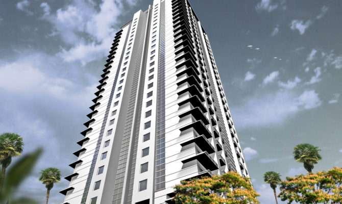 Apartment Building Design Bahardesign Archinect