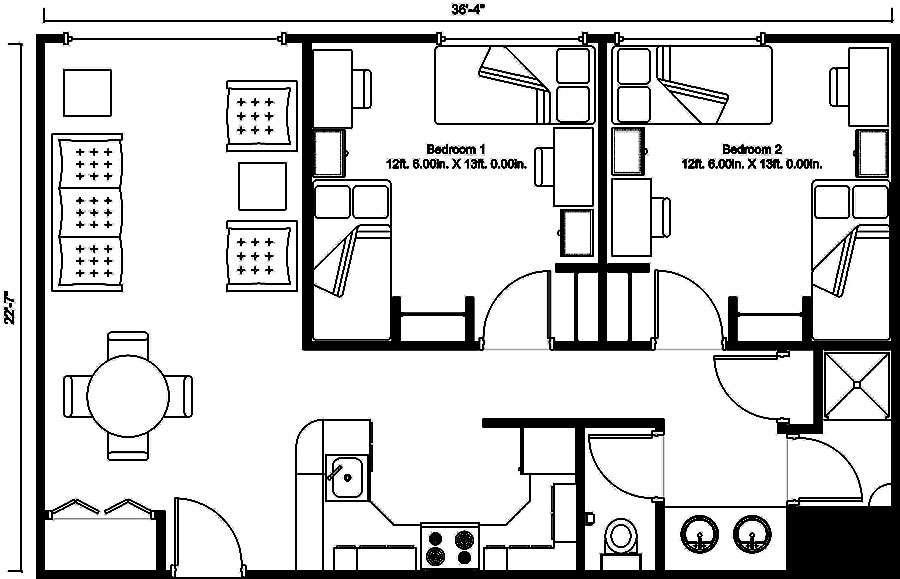 Apartment Building Floor Plans Design Ideas