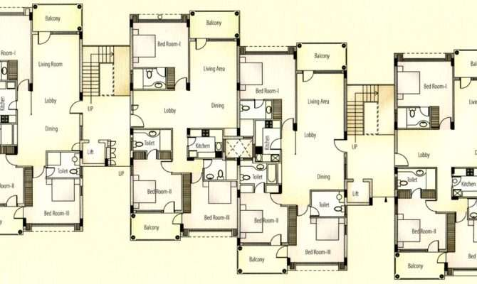Apartment Floor Plan Designs Ehow