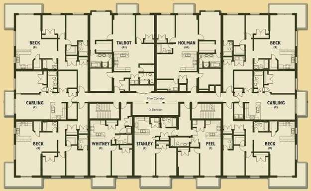 Apartment Floor Plans Aspiration Researchpaperhouse