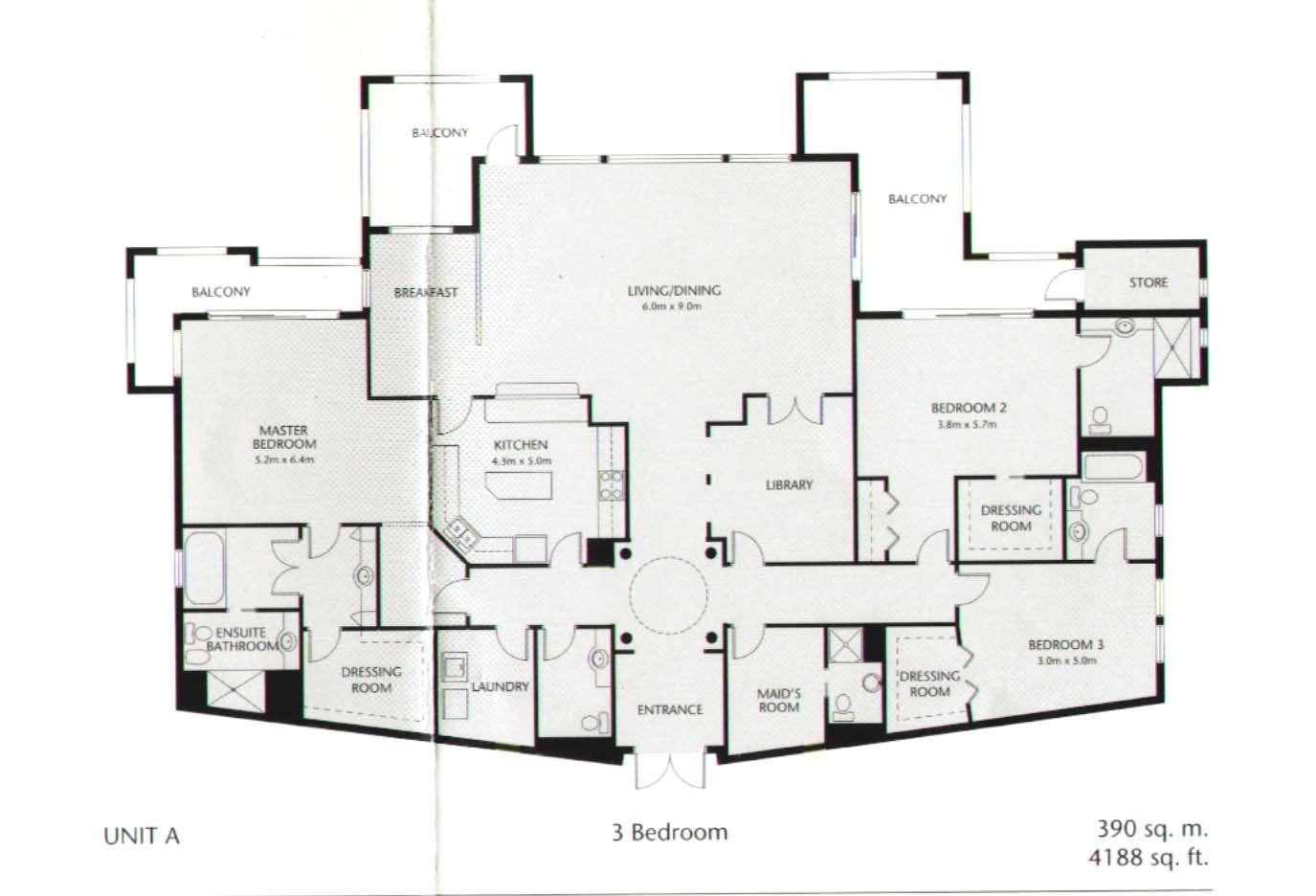 Apartment Floor Plans Bedroom Hobbylobbys Info